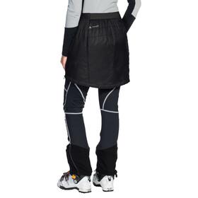 VAUDE Sesvenna Skirt Women black